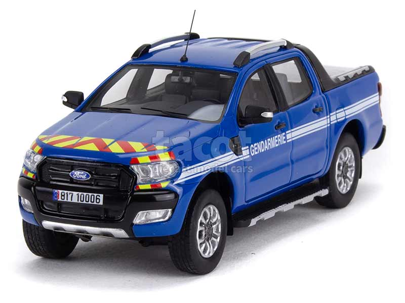 91291 Ford Ranger Pick-Up Double Cabine Gendarmerie 2016