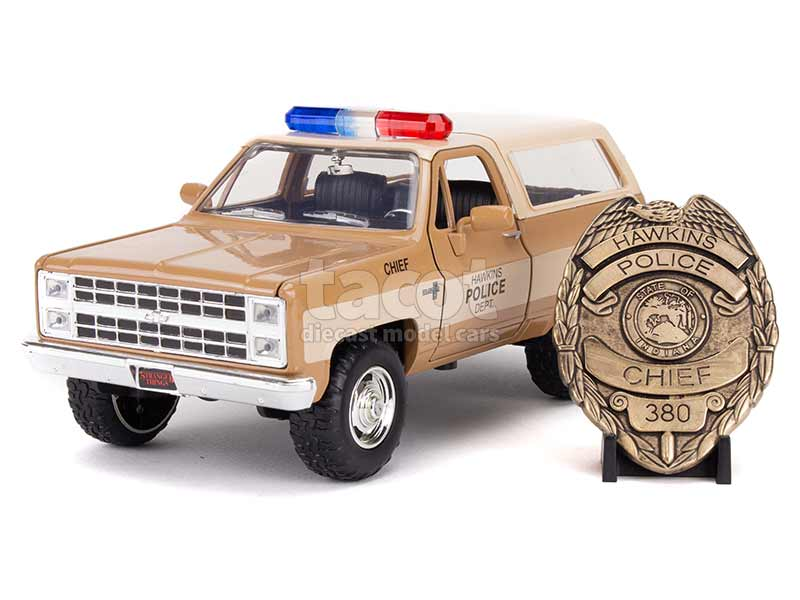 91456 Chevrolet Blazer Hopper's Stranger Things 1982