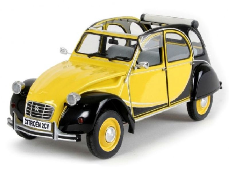 91489 Citroën 2CV Charleston 1982