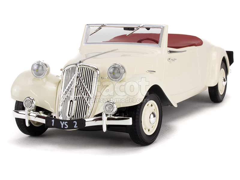 91693 Citroën Traction 11B Cabriolet 1939