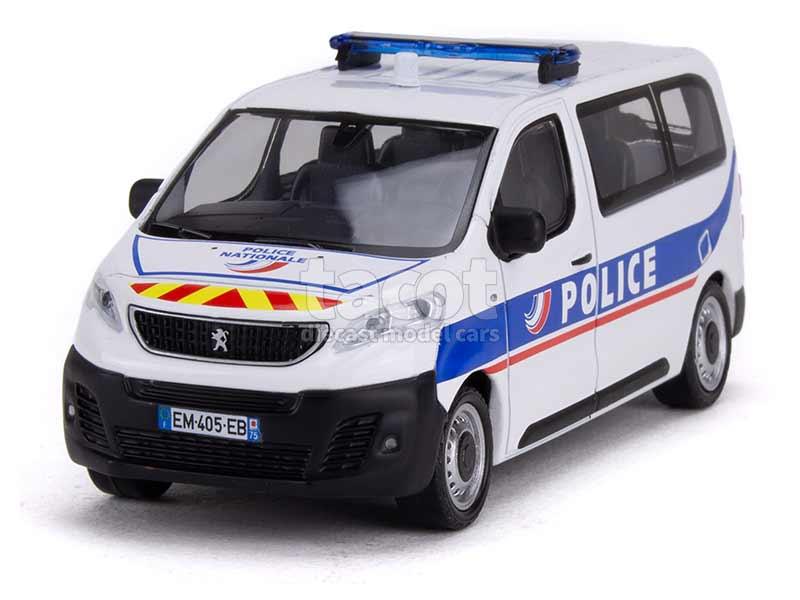 Peugeot Expert Police Nationale 2016 1:43 Norev 479864 diecast