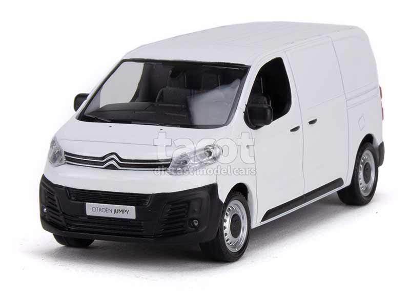 NO 155820 Citroën Jumpy 2016 White NOREV Echelle 1//43 NEWS DECEMBRE 2019