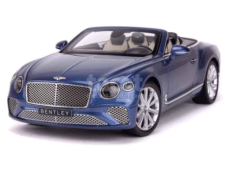 91794 Bentley Continental GT Cabriolet 2019