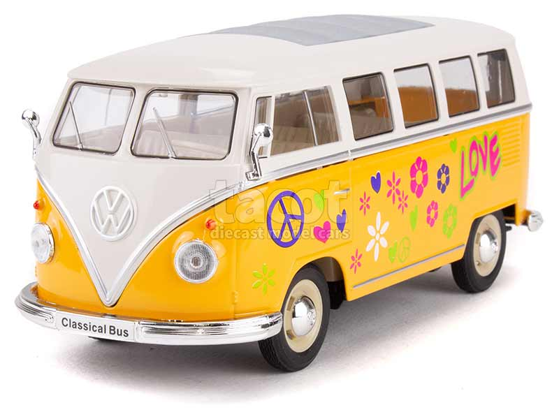 91945 Volkswagen Combi T1 Bus Peace & Love 1963