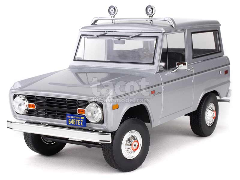 92070 Ford Bronco Speed 1970