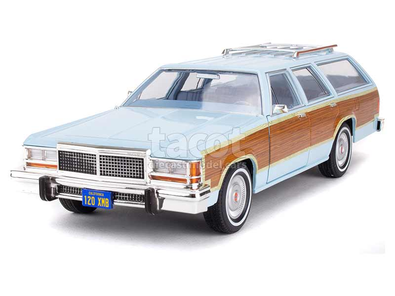 92195 Ford LTD Country Squire 1979