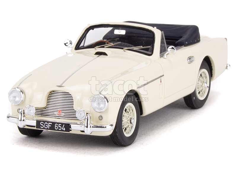 James Bond Aston Martin Vantage V8 coche modelo escala 1:36 K Living Daylights Corgi