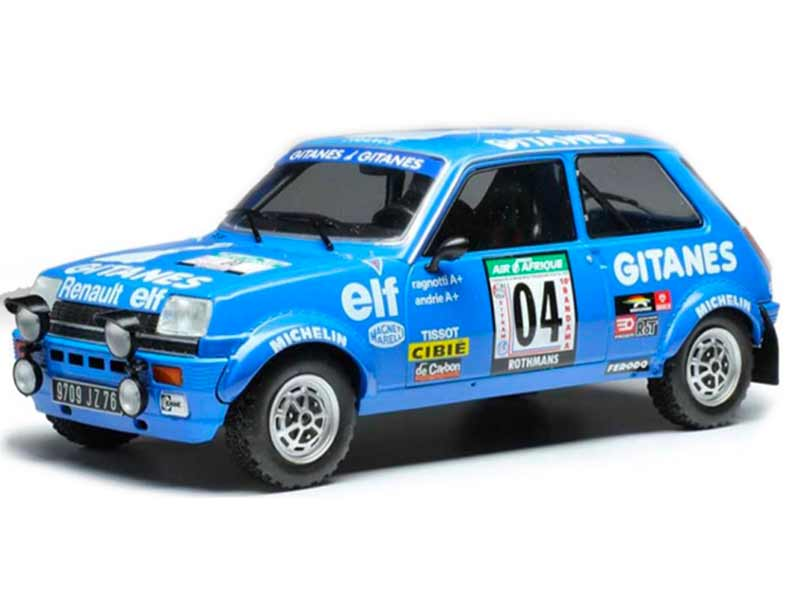 Voiture Miniature de Collection Blue 18RMC036B Ixo