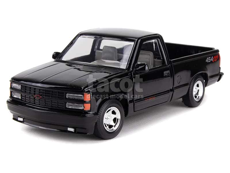 92704 Chevrolet 454 SS Pick-Up 1992