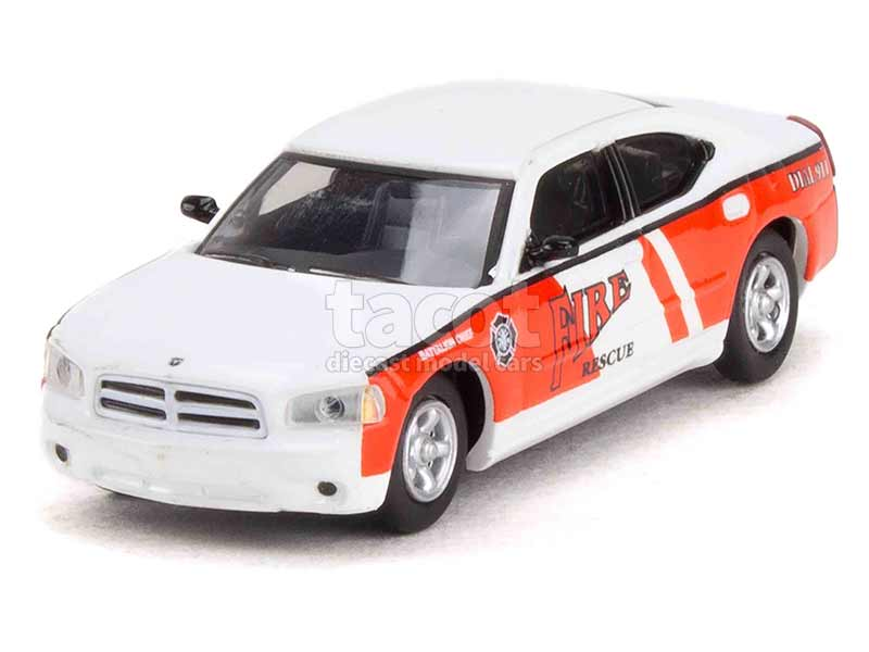 92964 Dodge Charger Pompiers USA