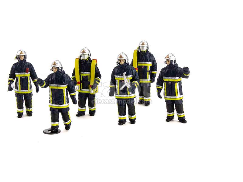 92991 Divers Figurines Pompiers