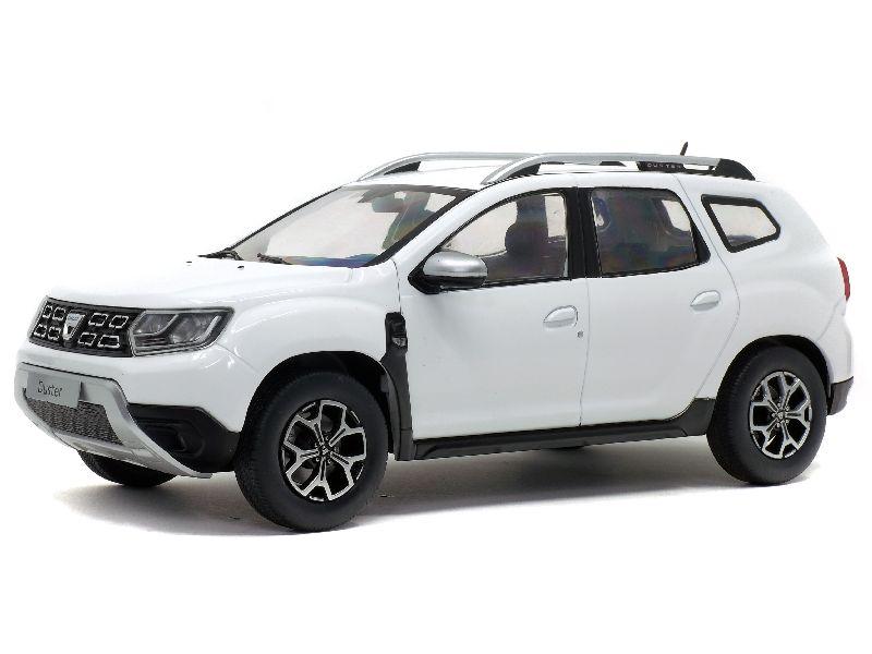 Dacia Duster II 2018 - Solido 1/18