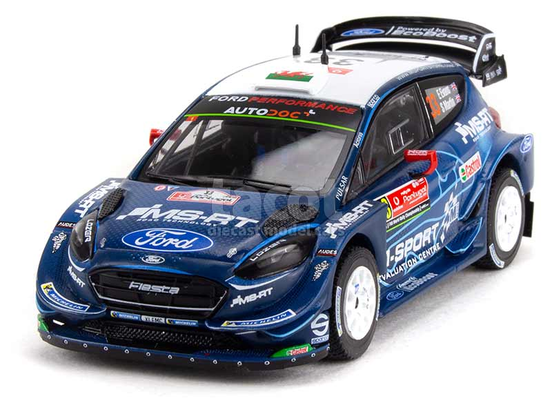 93834 Ford Fiesta WRC Portugal Rally 2019