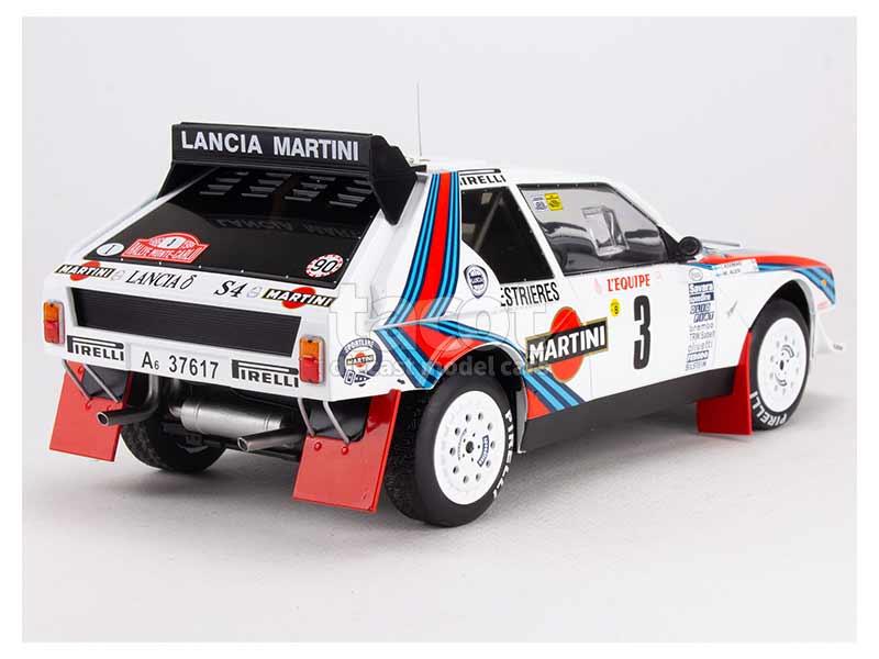Lancia - Delta S4 Monte Carlo 1986 - Ixo - 1  18