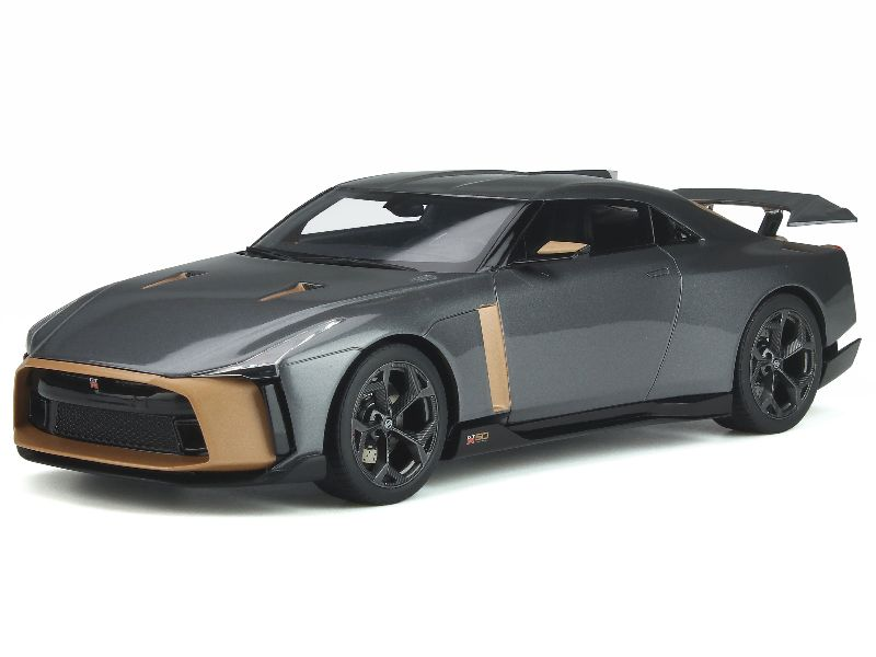 94181 Nissan GT-R 50 By Italdesign 2018
