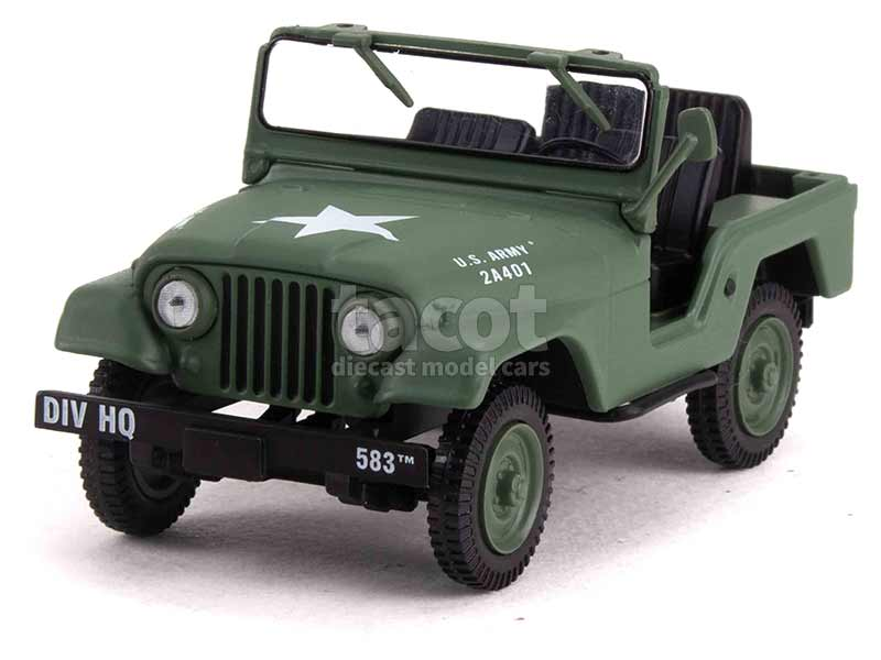 94748 Willys Jeep M38 A1 Militaire 1952