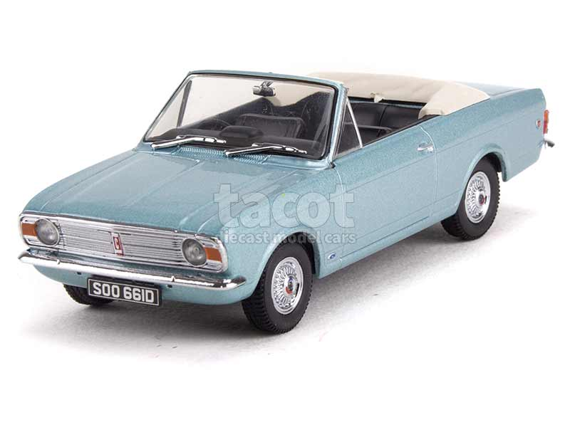 95006 Ford Cortina MKII Crayford Cabriolet