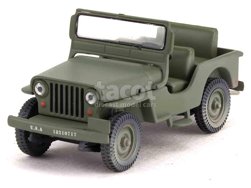 95632 Willys Jeep M38 Militaire 1950