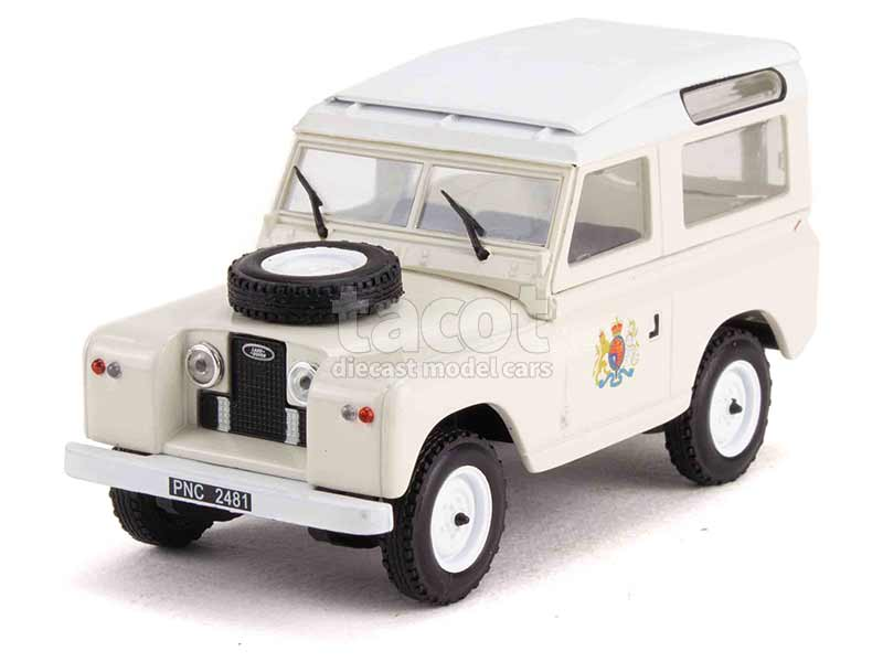 95633 Land Rover Land 88 Series II 1961