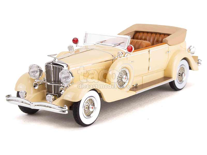 95639 Duesenberg Model J Cabriolet By Murphy 1929