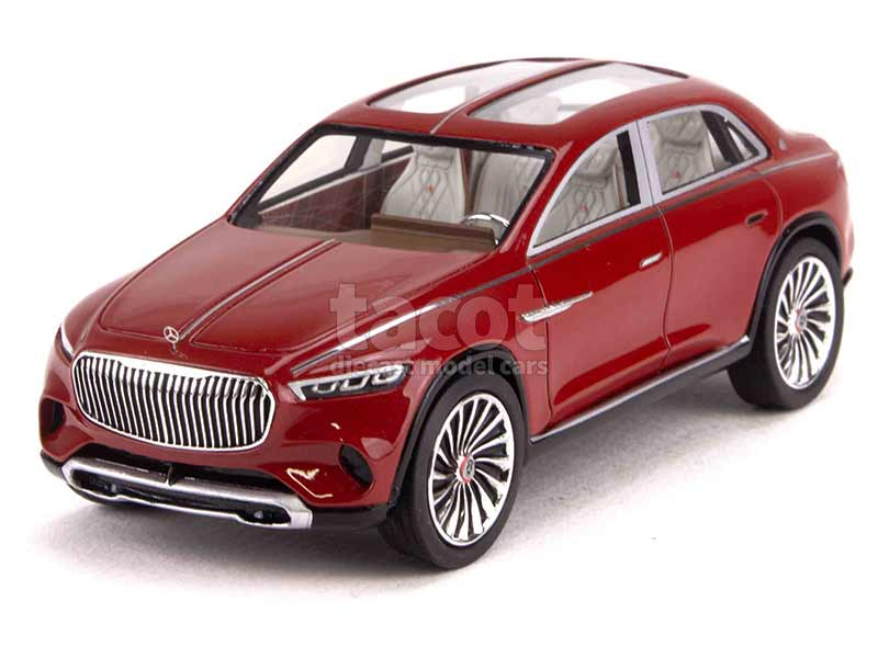95649 Mercedes Maybach Vision Ultimate Luxury 2020