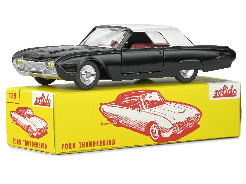 95652 Ford Thunderbird 1962