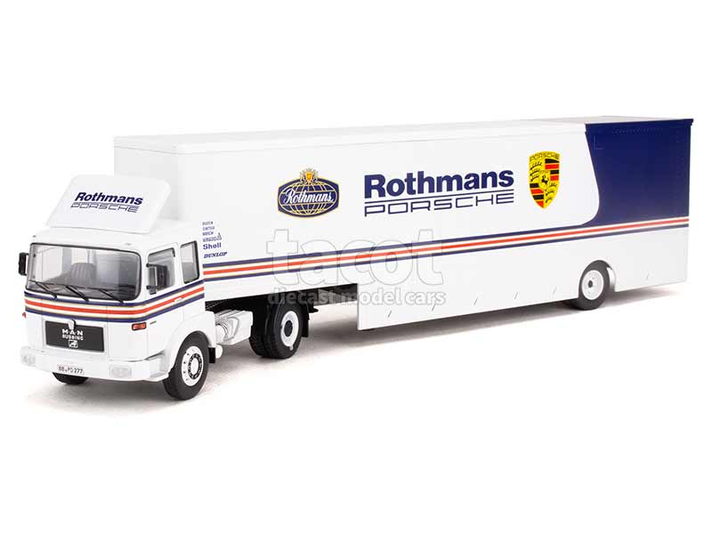 95693 MAN 19.320 Racing Transporter