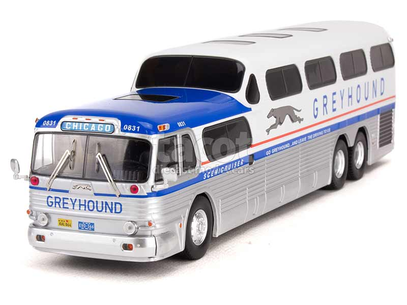 95694 GMC Scenicruiser Bus 1956