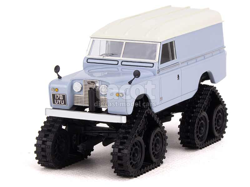 95718 Land Rover Land Series II Cuthbertson Conversion 1958