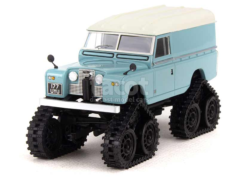 95719 Land Rover Land Series II Cuthbertson Conversion 1958
