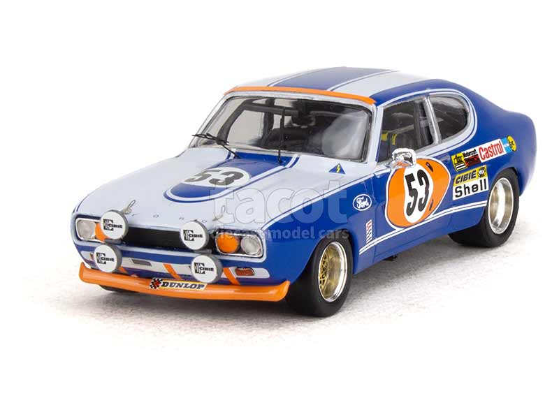 95732 Ford Capri 2600 RS Le Mans 1972