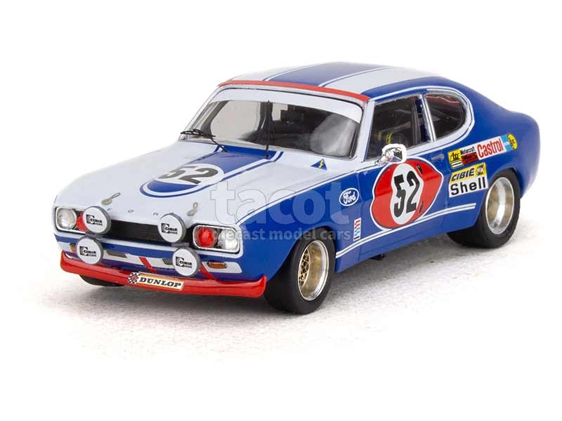 95733 Ford Capri 2600 RS Le Mans 1972