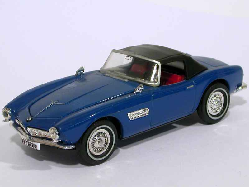 bmw 507 cabriolet 1957 matchbox 1 38 autos miniatures tacot. Black Bedroom Furniture Sets. Home Design Ideas