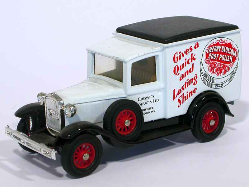 Coll 4981 Ford Model A Van 1930