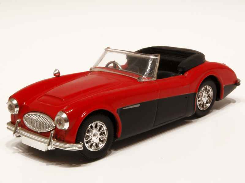 vitesse austin healey 3000 mkiii 1963 1 43 ebay. Black Bedroom Furniture Sets. Home Design Ideas
