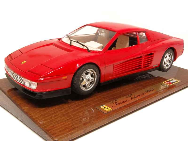 ferrari 250 gto 1962 bburago italie 1 18 autos miniatures tacot. Black Bedroom Furniture Sets. Home Design Ideas