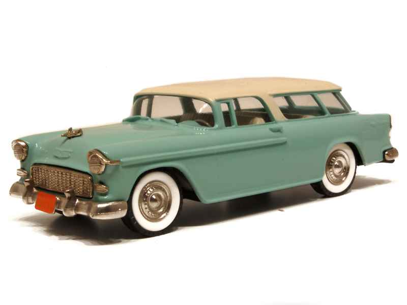 Coll 7705 Chevrolet Nomad 1955