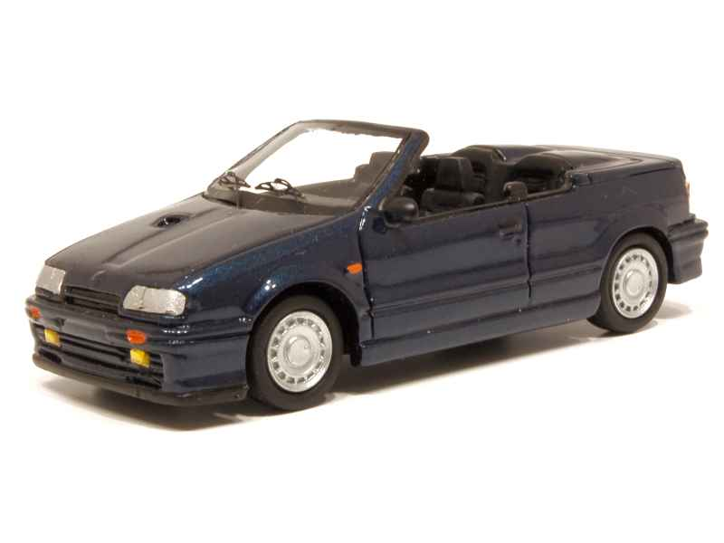 renault r19 16s cabriolet 1990 mog modeles 1 43 autos miniatures tacot. Black Bedroom Furniture Sets. Home Design Ideas