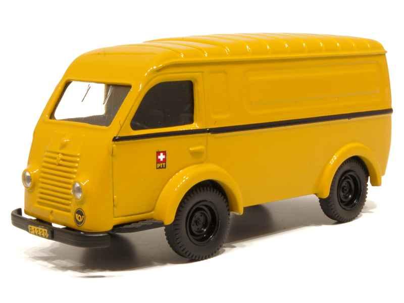 renault 1000 kg postes suisses macadam 1 43 autos miniatures tacot. Black Bedroom Furniture Sets. Home Design Ideas
