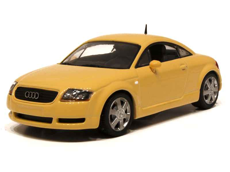 minichamps audi tt coup 1998 1 43 ebay. Black Bedroom Furniture Sets. Home Design Ideas