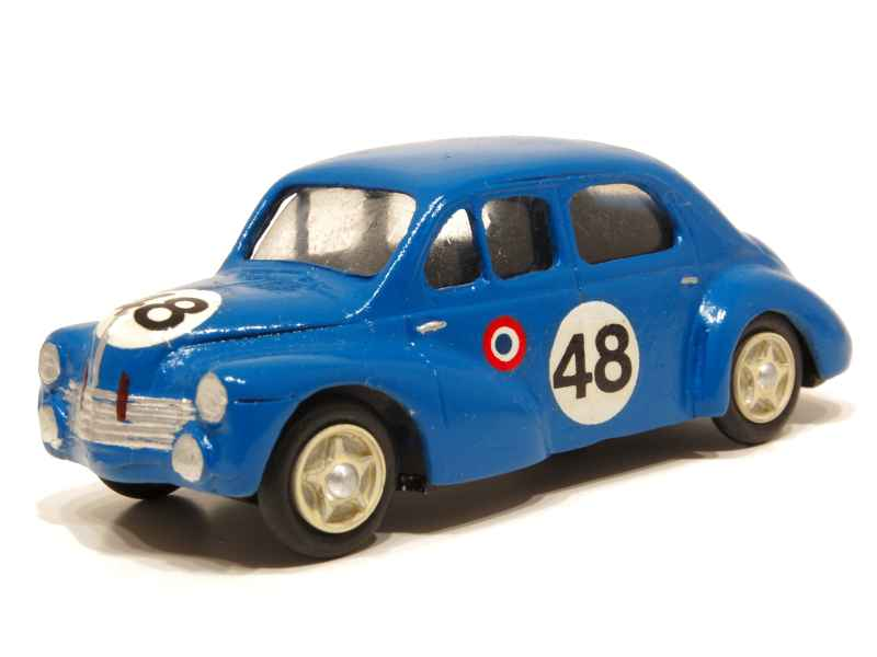 divers renault 4cv le mans 1950 1 43 ebay. Black Bedroom Furniture Sets. Home Design Ideas