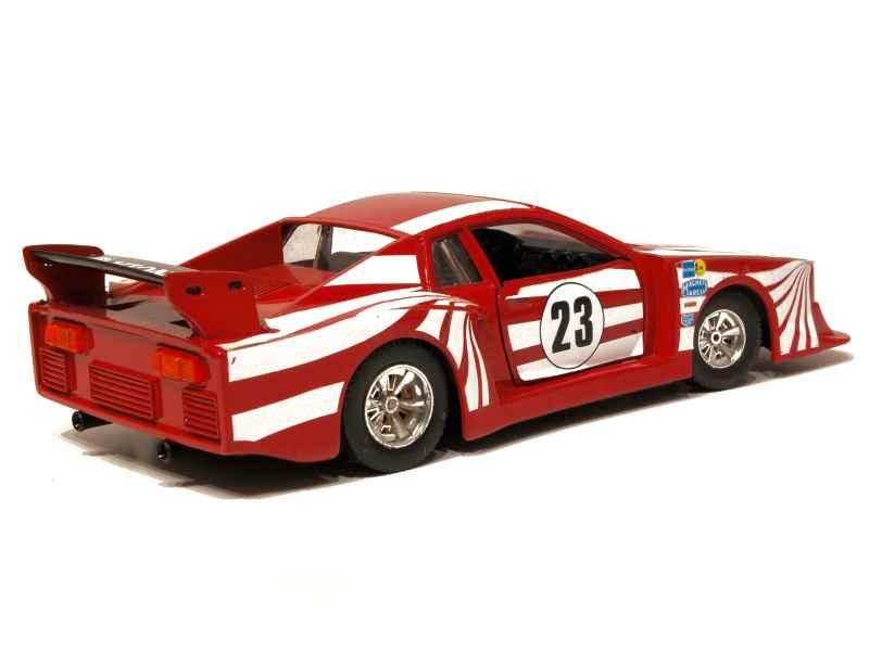 Lancia - Beta Montecarlo - Bburago Italie - 1  24
