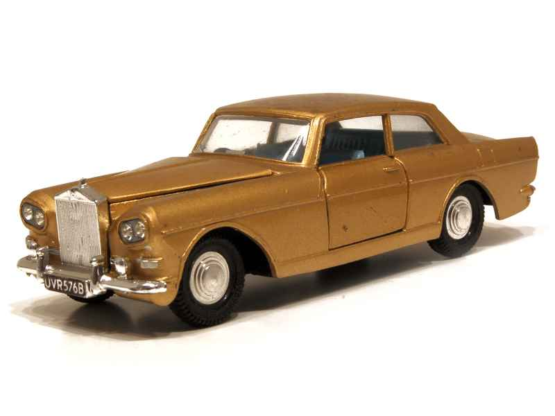 rolls royce silver cloud iii dinky toys g b 1 43 autos miniatures tacot. Black Bedroom Furniture Sets. Home Design Ideas