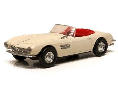 bmw 507 cabriolet 1956 ahc 1 43 autos miniatures tacot. Black Bedroom Furniture Sets. Home Design Ideas