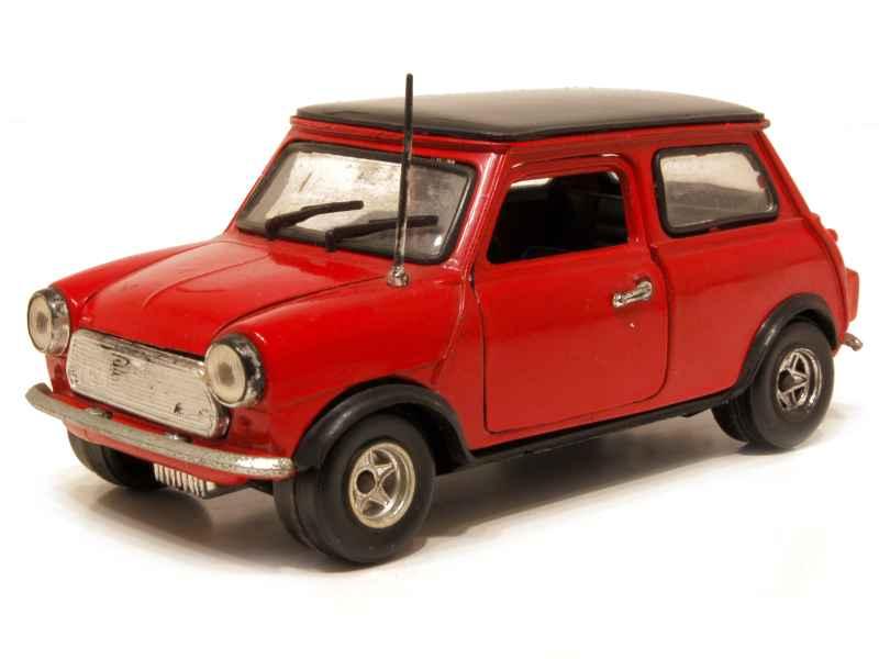austin mini cooper polistil 1 25 autos miniatures tacot. Black Bedroom Furniture Sets. Home Design Ideas