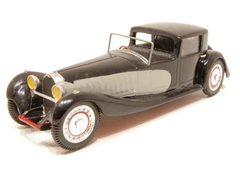 Bugatti Type 41 Royale Coup 233 De Ville Binder 1939