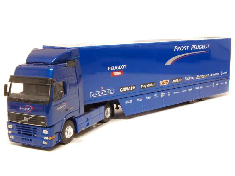 Volvo Fh12 F1 Prost Peugeot Eligor Camions 1 43