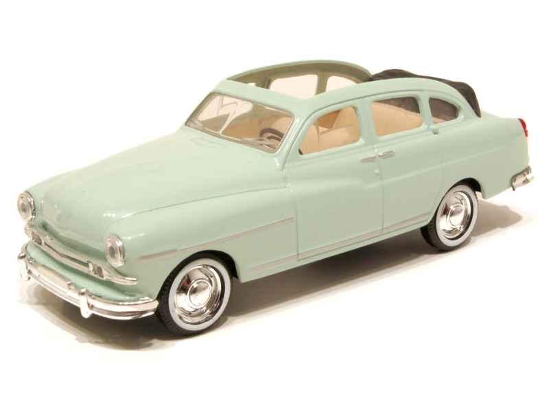 ford vedette d couvrable 1953 solido 1 43 autos miniatures tacot. Black Bedroom Furniture Sets. Home Design Ideas