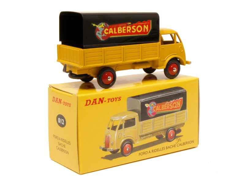Dan Toys Miniatures