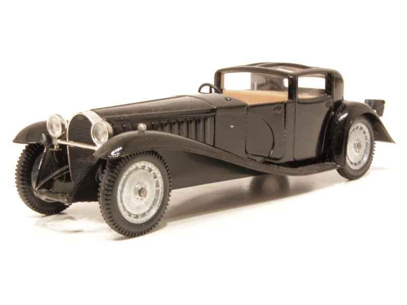 Bugatti - Type 41 Royale 1930 - Solido - 1/43 - Autos Miniatures Tacot